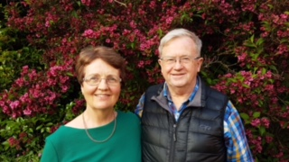 Robert and Vicki de Hoxar