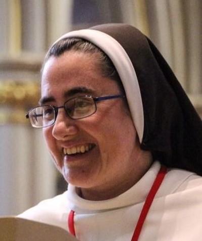 April First Friday - Sister Hyacinthe Defos du Rau