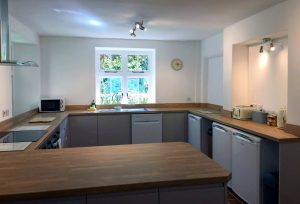 Fully Fitted Kitchen for Self-Catering
